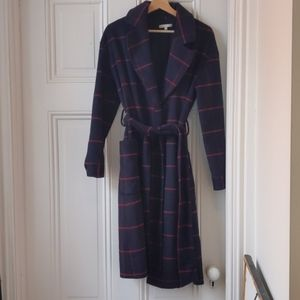 Rebecca Minkoff wrap coat
